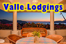 Valle Lodgings